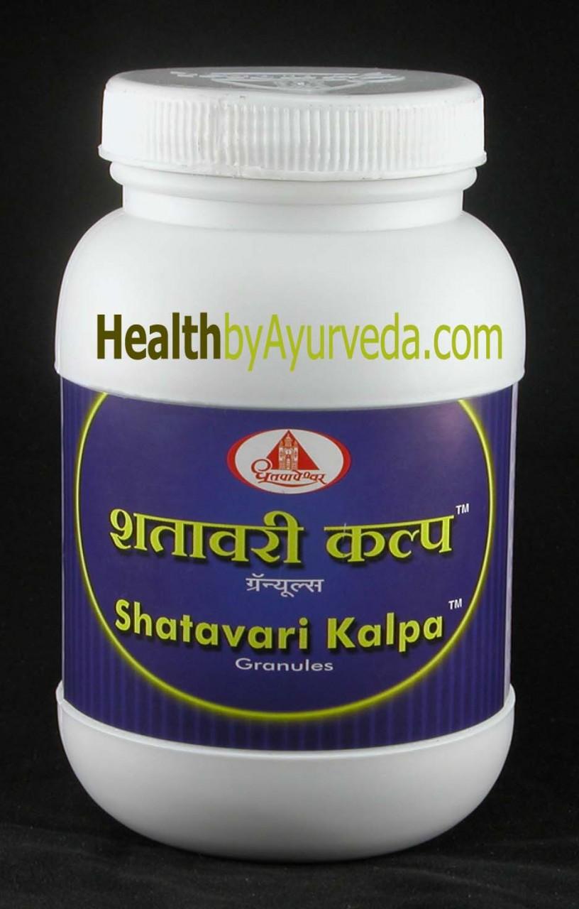Shatavari Kalpa Granules D G Ayurvedic Sangrah